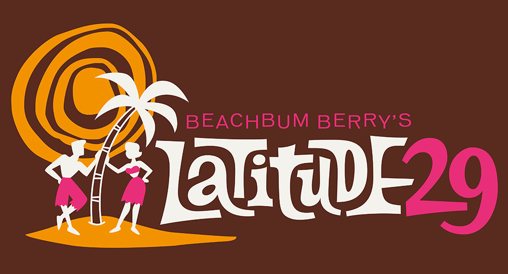 Beachbum Berry's Latitude 29 in New Orleans