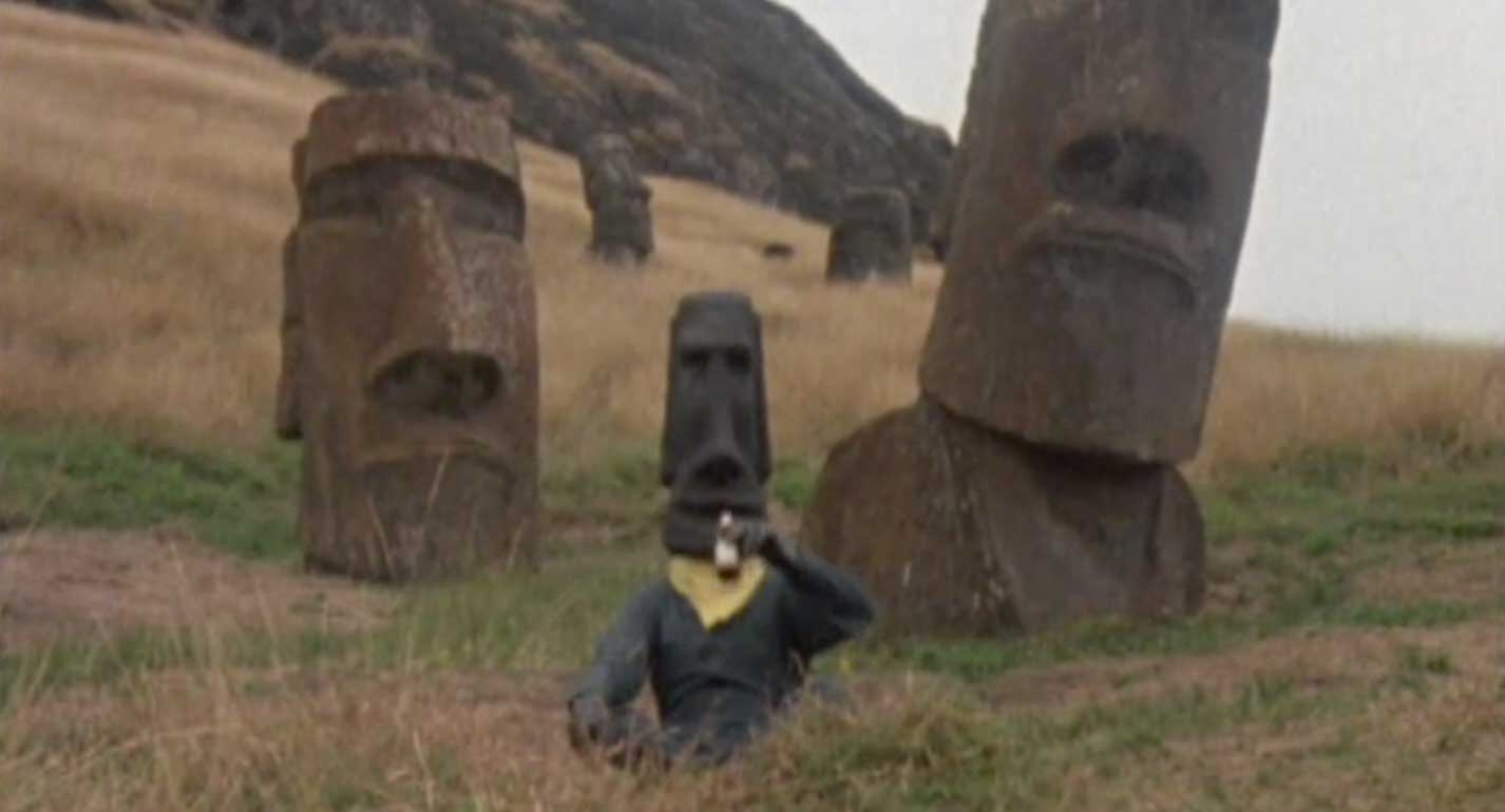 The Secret of Easter Island