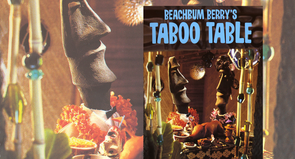 Beachbum Berry's Taboo Table book